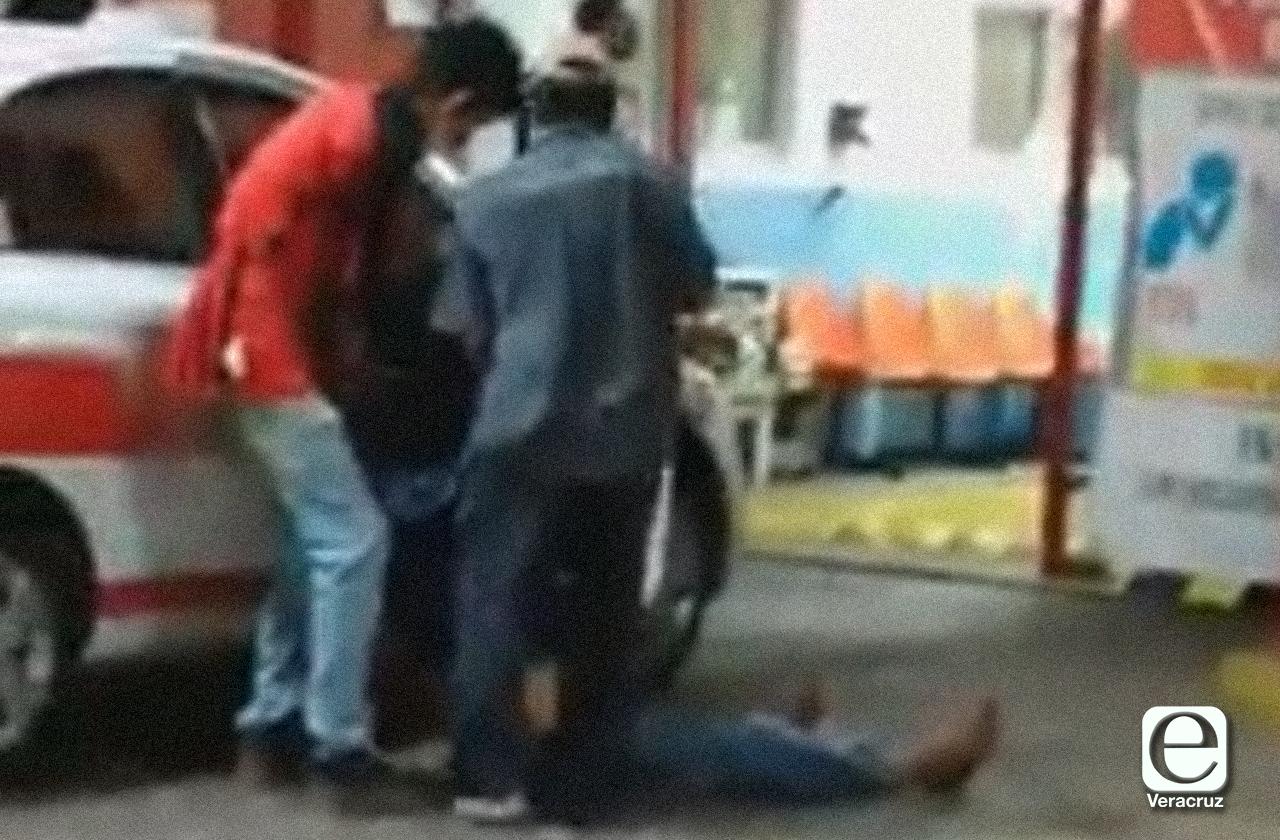 Don Jorge murió por no tener 350 pesos para pagar a la Cruz Roja
