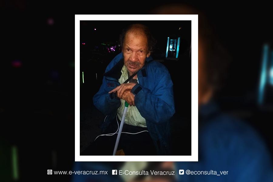 Soledad y ceguera: la vida de don Toques, en Xalapa
