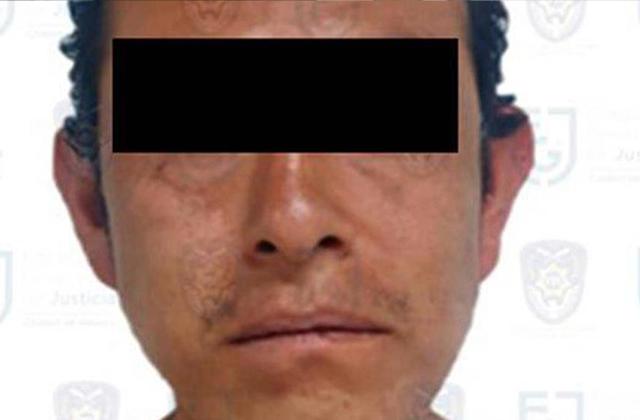 Donacio grababa mientras violaba a su hija, al perder su celular fue capturado