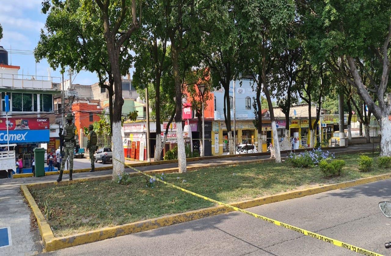 Ataque a balazos deja 2 asesinados y un herido, en Poza Rica