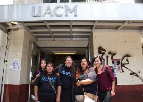 'Dreamers' se abren paso para estudiar en la CDMX