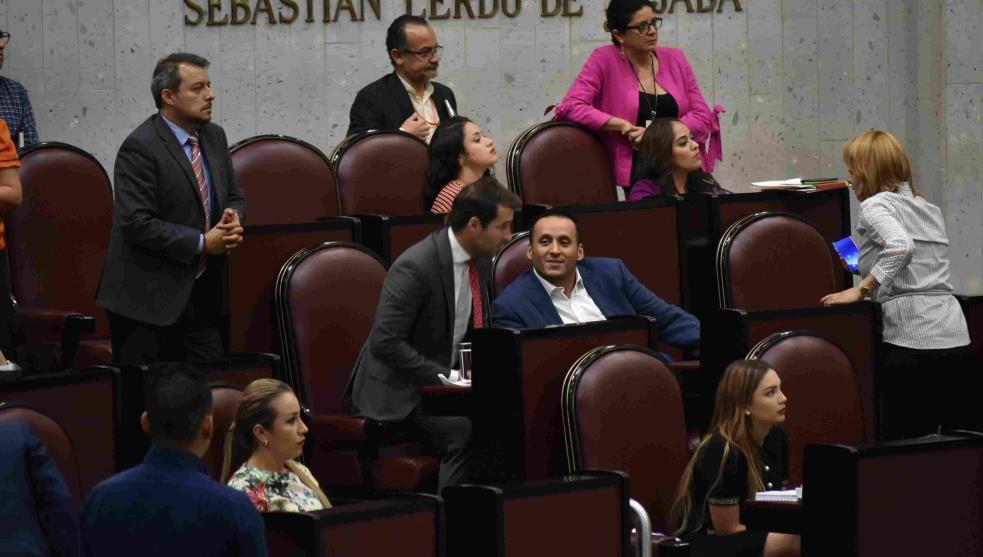 Diputados disidentes del PAN aún no pueden conformar grupo mixto