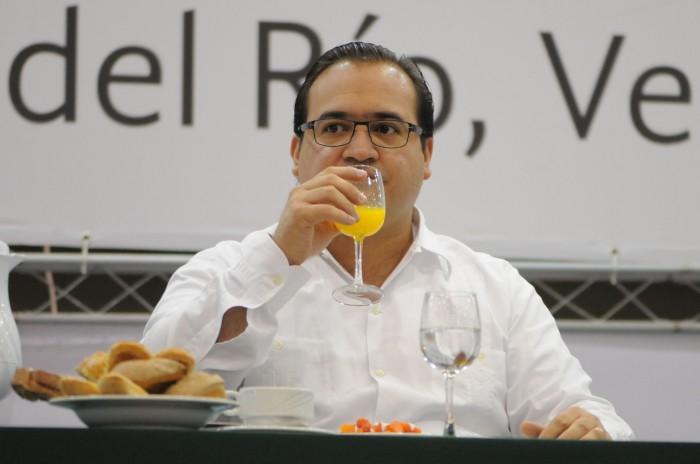 Duarte ya terminó su huelga de hambre: Patricia Mercado