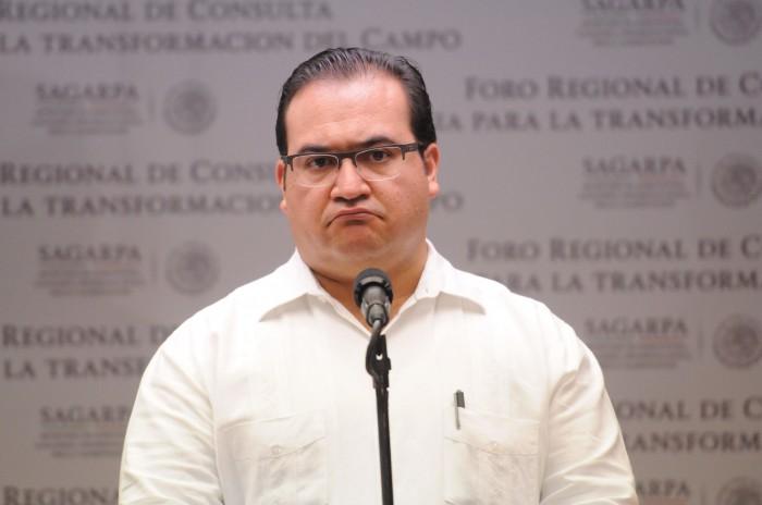 Duarte en la cárcel y sus amigos gozan de fuero