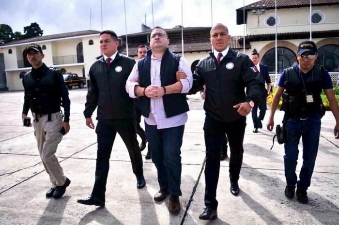Este sábado se decide situación jurídica de Javier Duarte