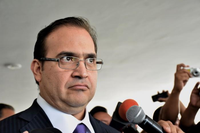 Admite Corte de La Haya demanda contra Javier Duarte
