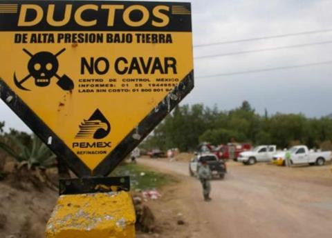 Empresas con mal desempeño buscaban cuidar ductos de Pemex