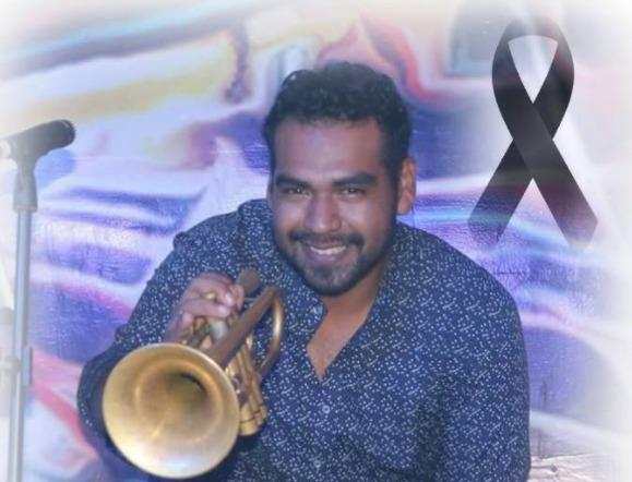 Muere trompetista de Los Flamers por supuesta negligencia médica