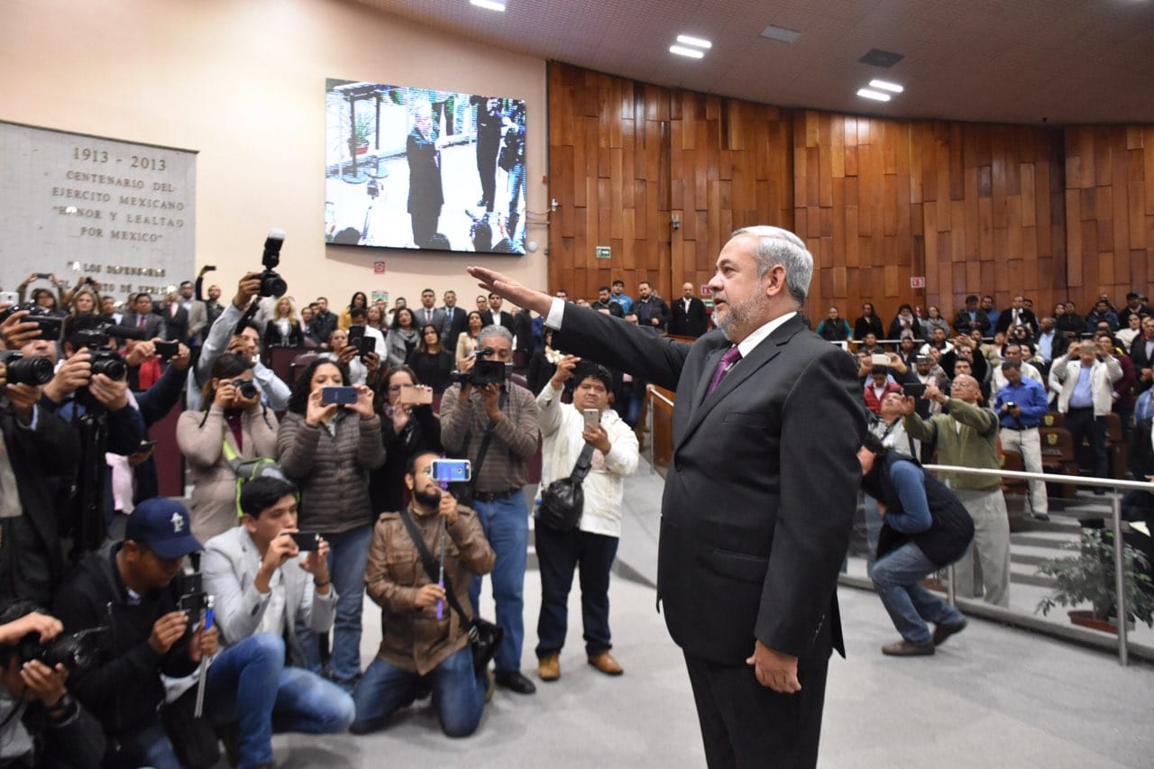 Expanista será secretario general en Congreso comandado por Morena