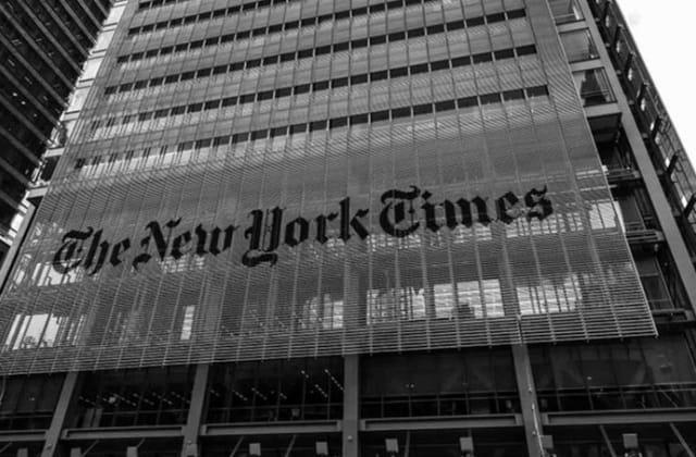 Revelan que gobierno de Trump espió a periodistas del NYT