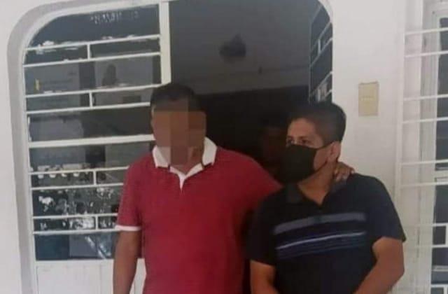 Detenido en Cardel; Gerardo habría embarazado a su hija menor de edad