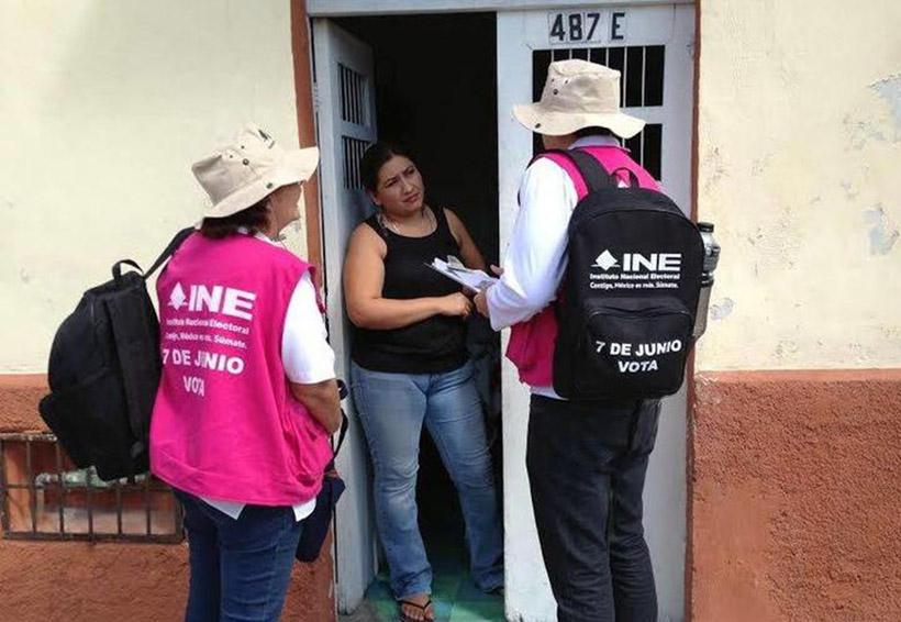 484 capacitadores y supervisores electorales han renunciado: INE local