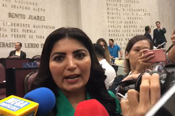 Erika Ayala no niega que su hijo sea aviador del Cobaev