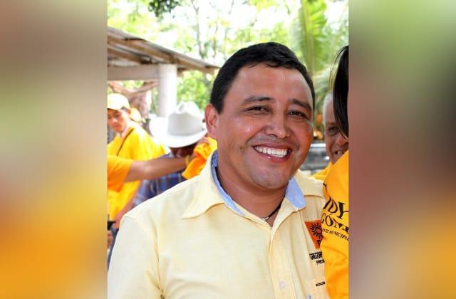 Confirmado: candidato del PRD, Goyo Gómez, fue detenido en Tihuatlán