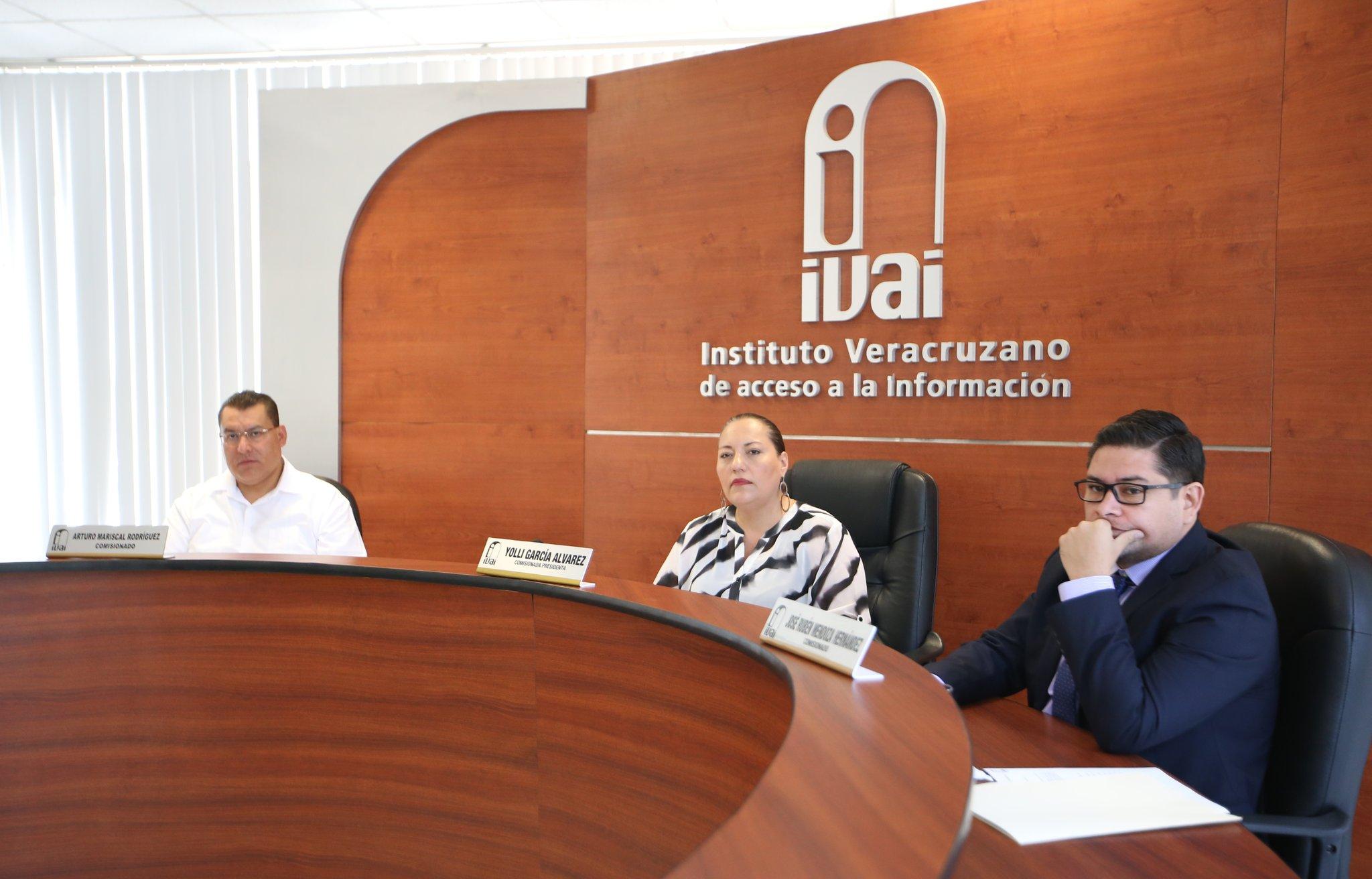 Inició investigación contra comisionados del IVAI