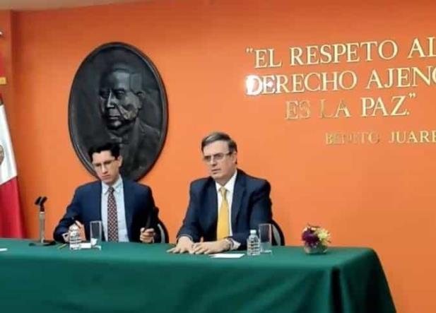 México y EU sin acuerdos; mañana continuarán negociaciones