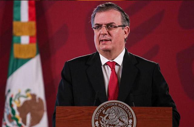 México cumplirá acuerdo de agua con EU pese a tensiones: Ebrard