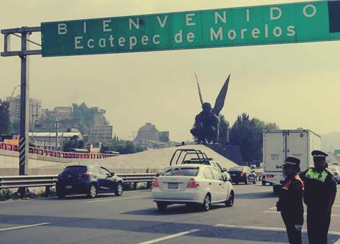 ¿En dónde vivía el feminicida de Ecatepec?