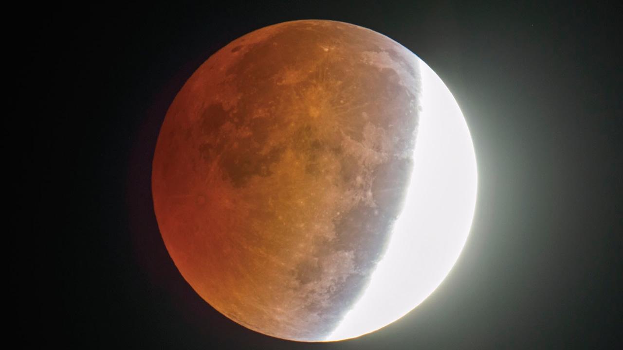 Este viernes, primer eclipse lunar del 2020