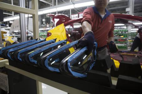 Economía mexicana registra en abril su mayor caída desde 2009