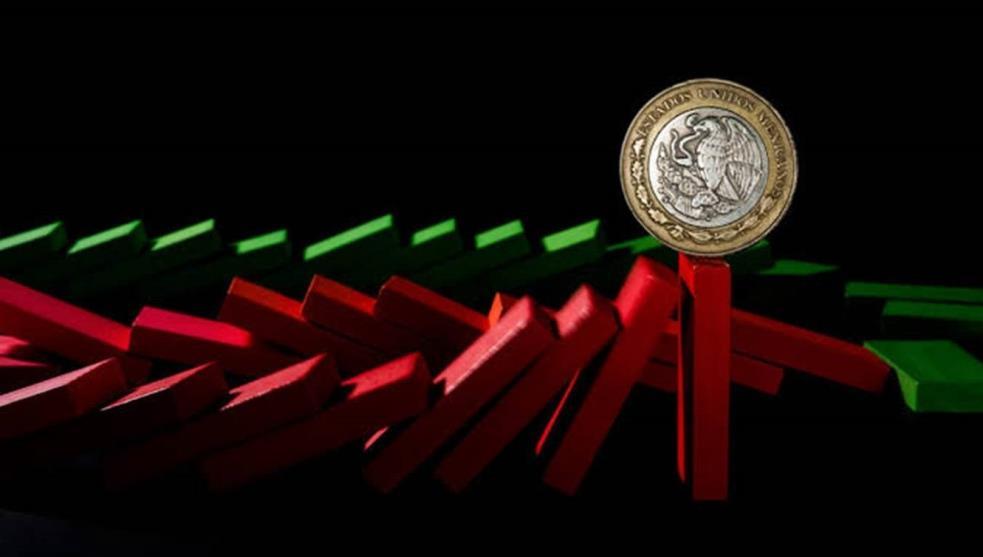 Estos tres factores pusieron la economía mexicana a un paso de la recesión