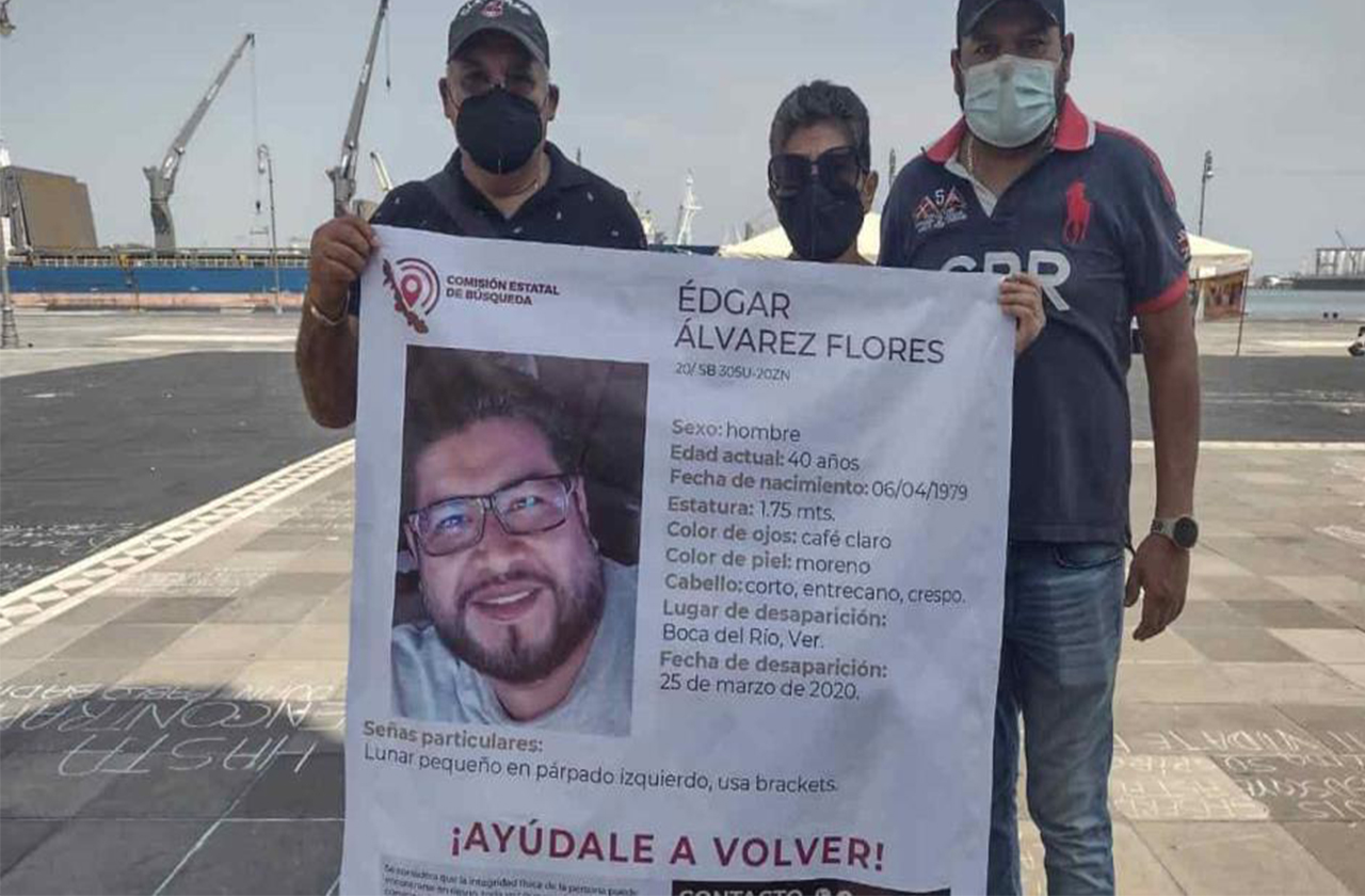 Estancado, caso de desaparición que involucra a exalcaldesa de Xalapa