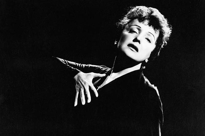 Edith Piaf, cuando el Gorrión de París dejó de cantar