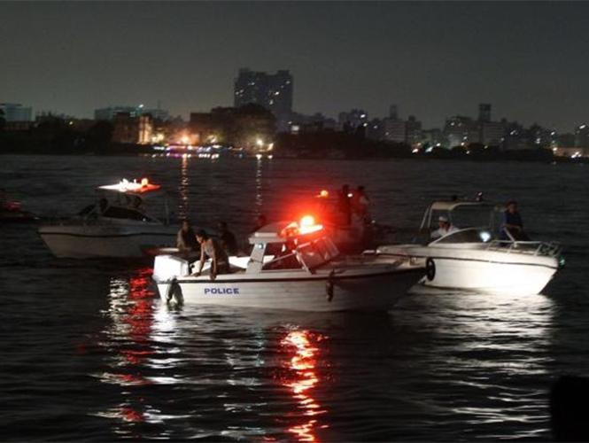 Mueren 15 personas en Egipto al hundirse barco en el Nilo