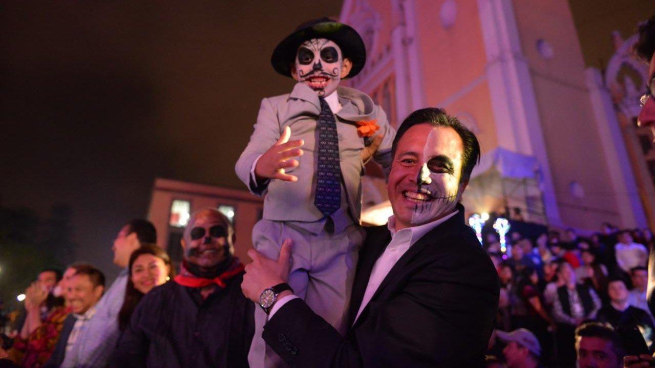 Gobernador confirma suspensión de clases en Veracruz