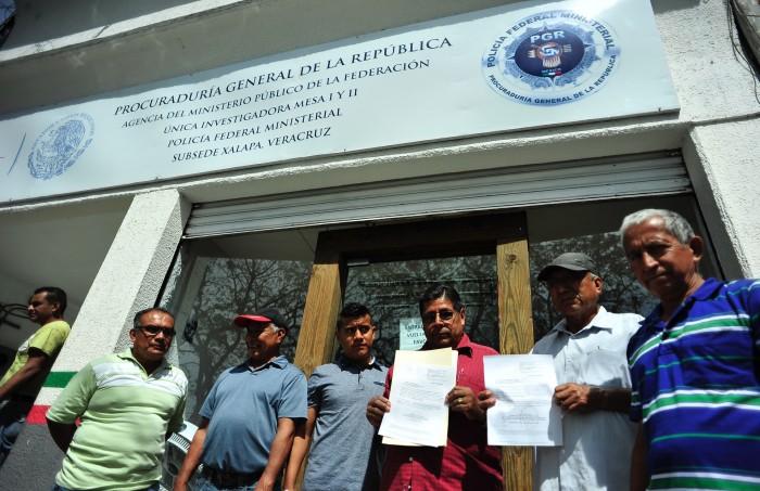 PGR cita a ejidatarios en resistencia contra proyecto de Odebrecht