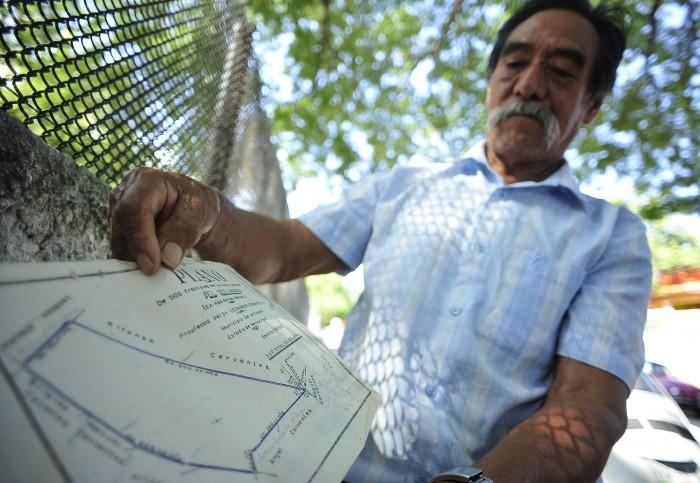 Ejidatarios denuncian ante FGE a Minera Gavilán por daños