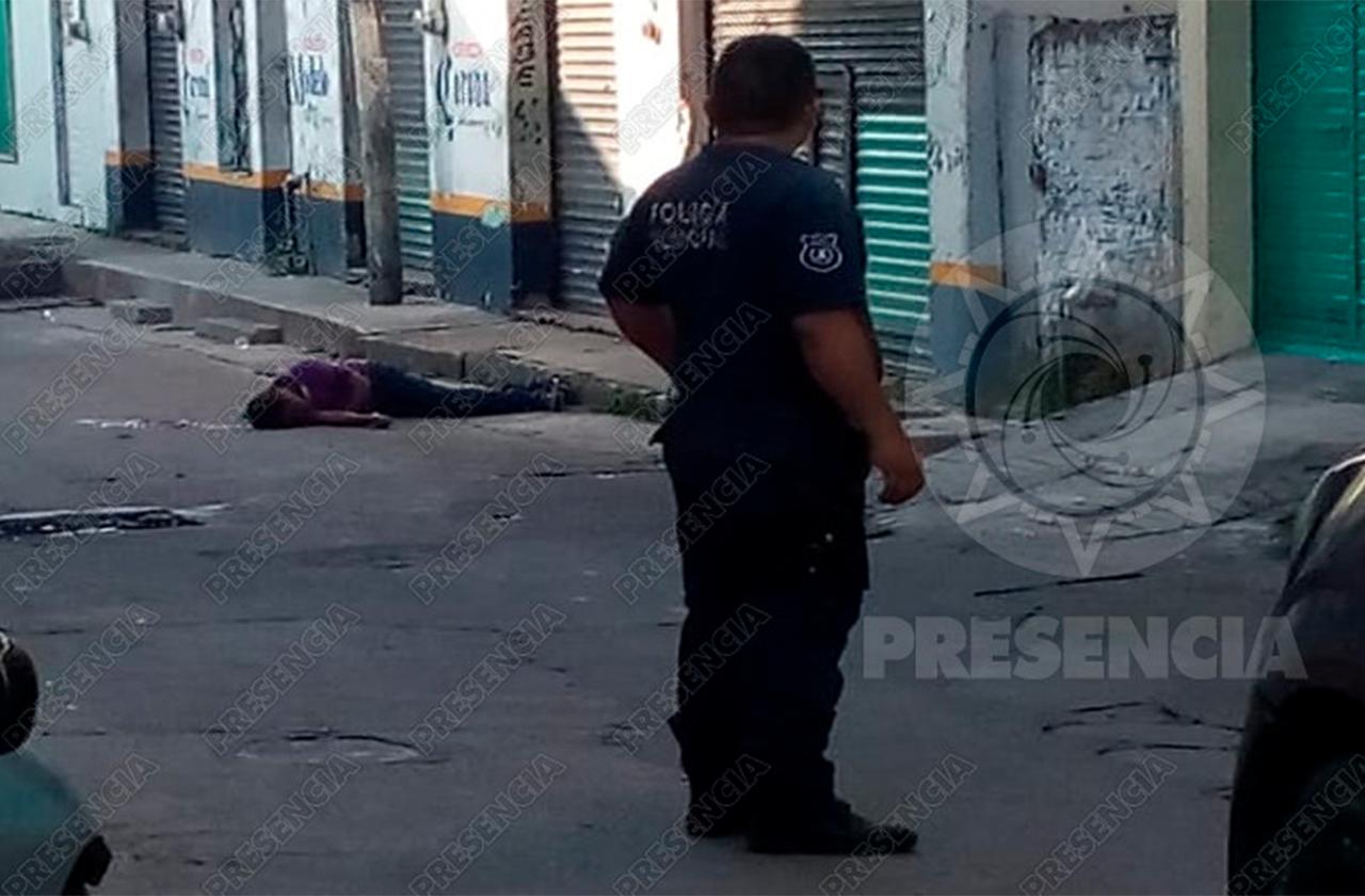 VIDEO | Otra ejecución en zona de cantinas de Las Choapas