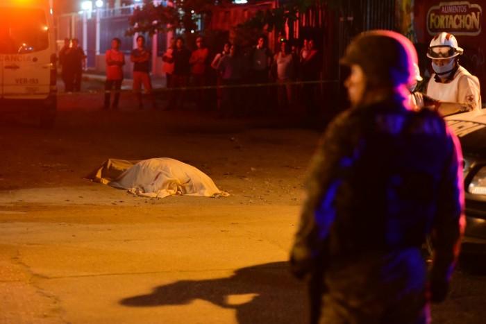 Veracruz: no cesa la violencia, asesinan a 9 personas en 48 horas