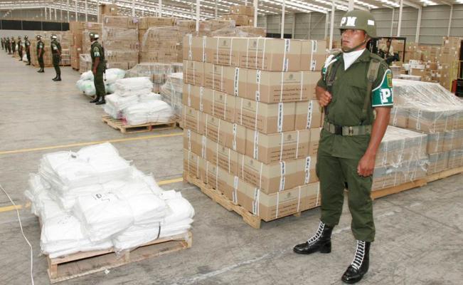 OPLE cambia de opinión, pide a fuerzas federales resguardar elecciones