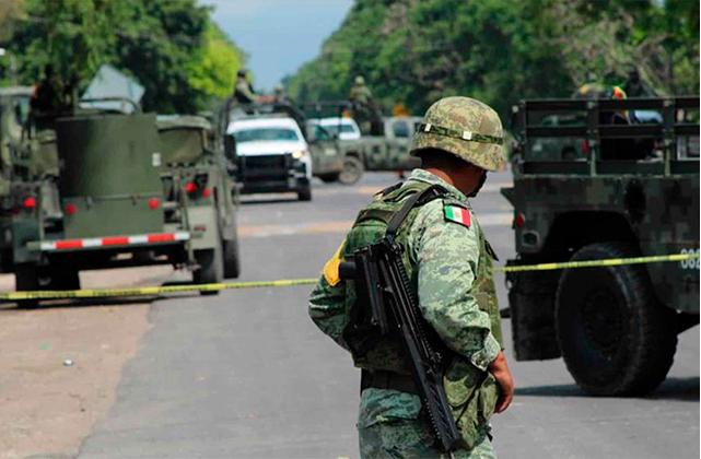 Aeropuertos y carreteras, bajo control del ejército en noviembre