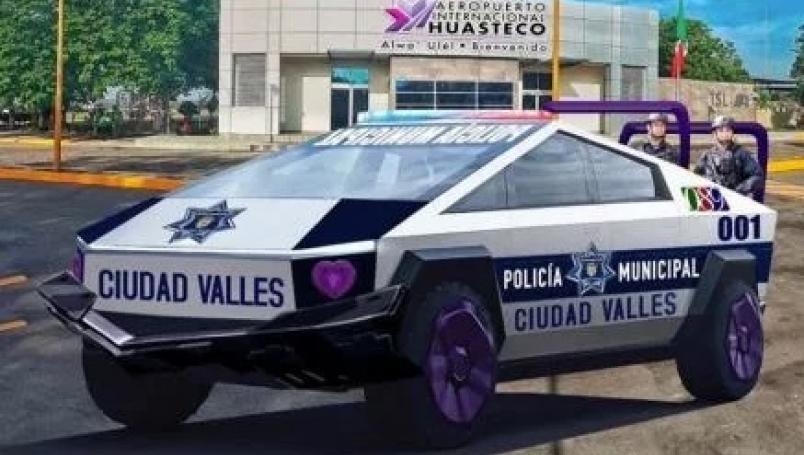 Alcalde potosino compra vehículos de Tesla valuados en un millón y medio de pesos