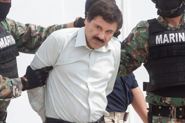 Chapo Guzmán obtuvo tanto poder como el Presidente: AMLO