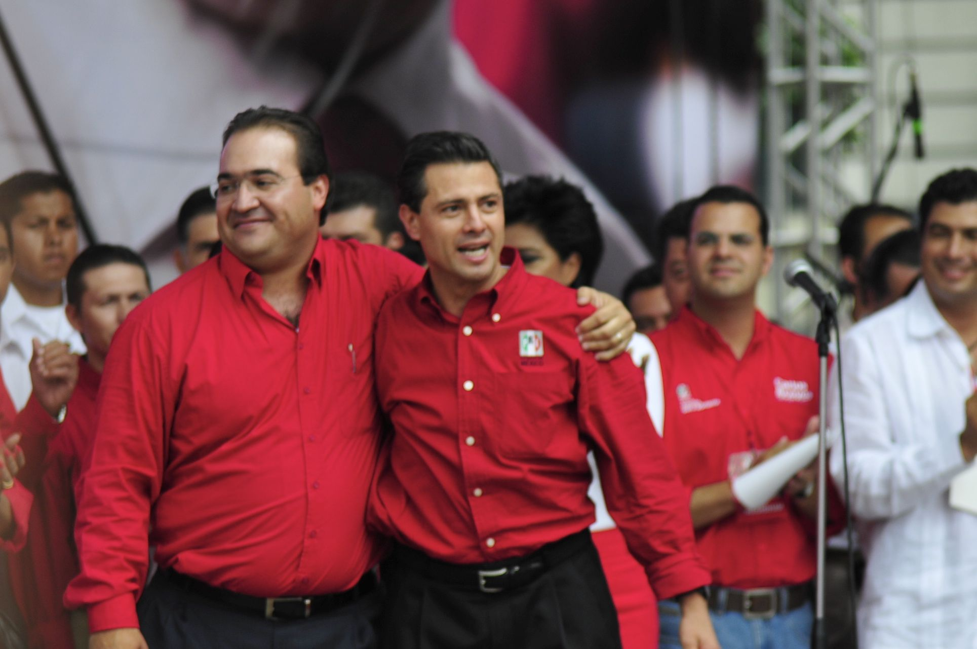 Odebrecht financió campaña a la gubernatura de Javier Duarte