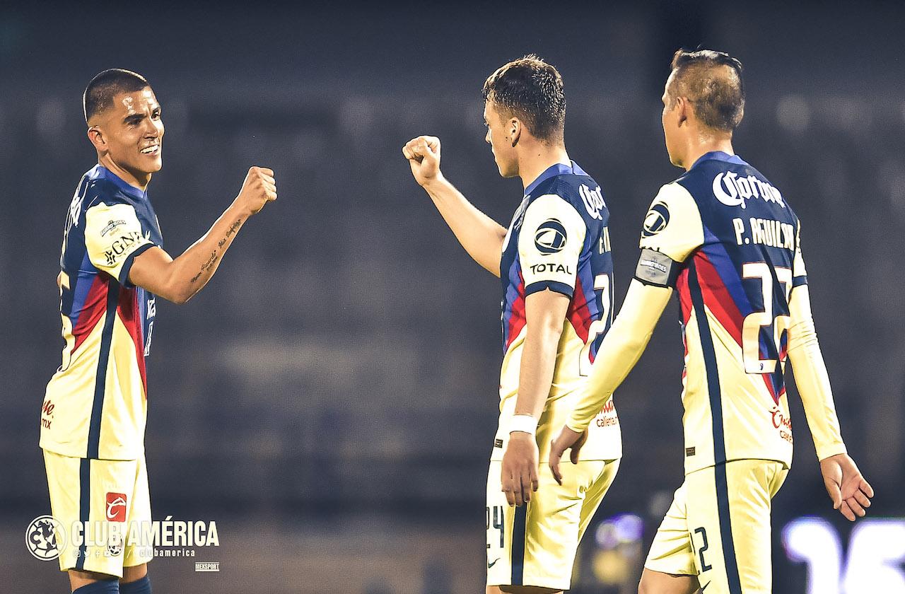 """El """"Ame"""" se impone a Santos y se mantiene líder"""