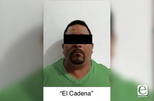 Detienen a presunto lugarteniente de Los Piña, en Catemaco