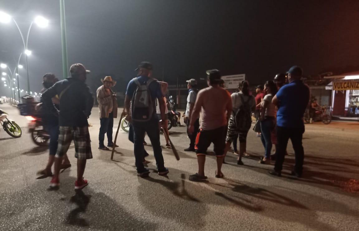 Detención desata enfrentamiento, en Cosoleacaque