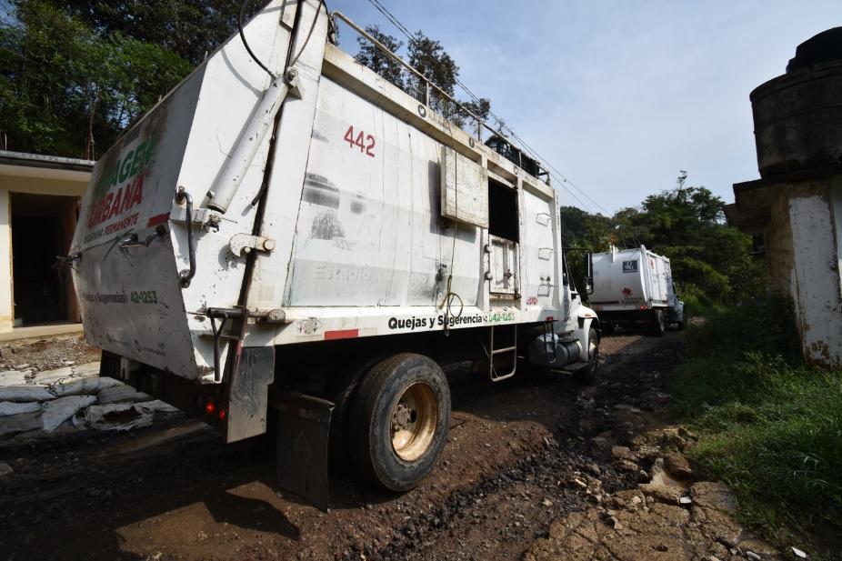 Fiscalía clausura temporalmente relleno sanitario de Xalapa