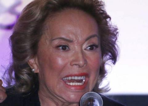 ¿Habría serie de la vida de Elba Esther Gordillo?