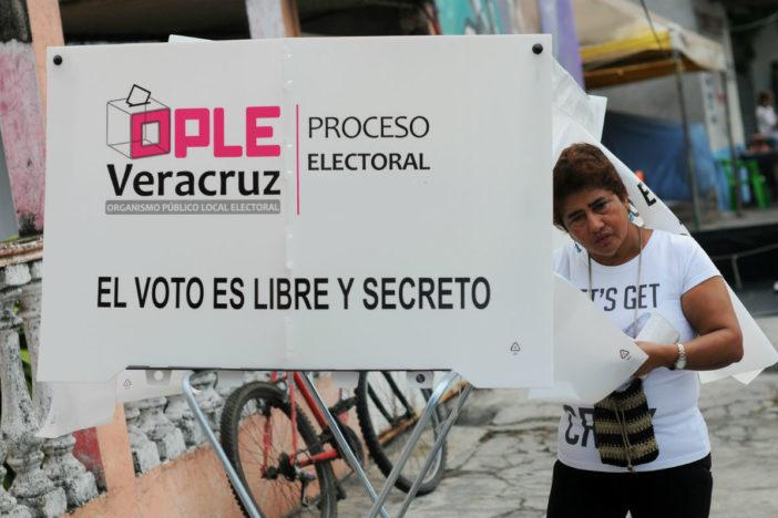 Este domingo habrá elecciones extraordinarias en Veracruz