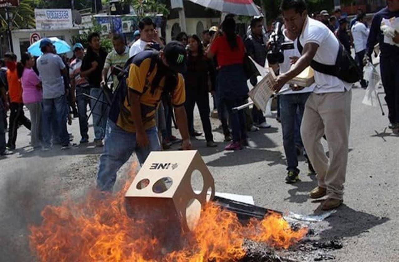 Elecciones 2021 ya superan en violencia a las de 2018