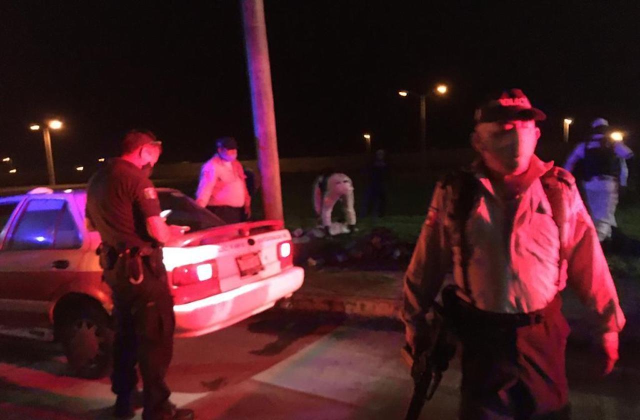 IPAX y SSP detienen a presuntos asaltantes, en Coatza