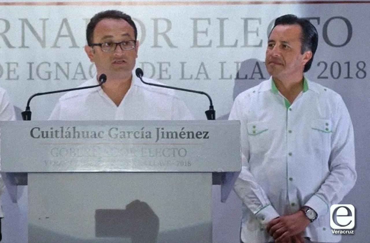 Cuitláhuac defiende nuevo crédito por mil 100 mdp para obras