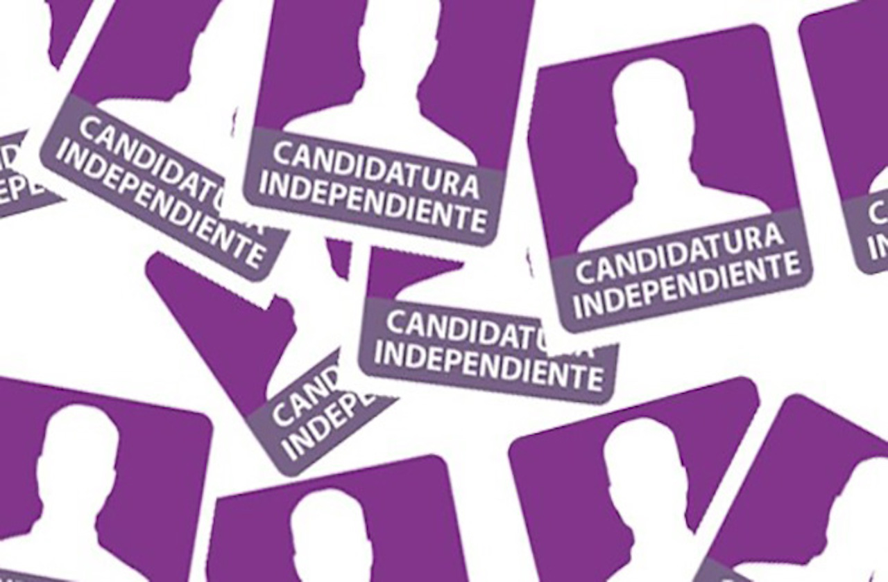 36 aspirantes buscan candidaturas independientes en Veracruz