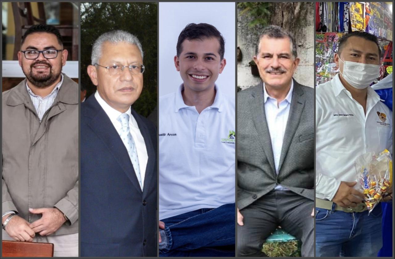 Ellos son los 7 ciudadanos sin partido que aspiran gobernar Xalapa