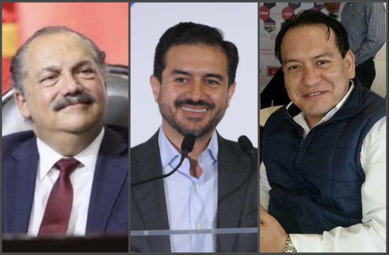 Ellos son los candidatos que disputan la alcaldía de Veracruz